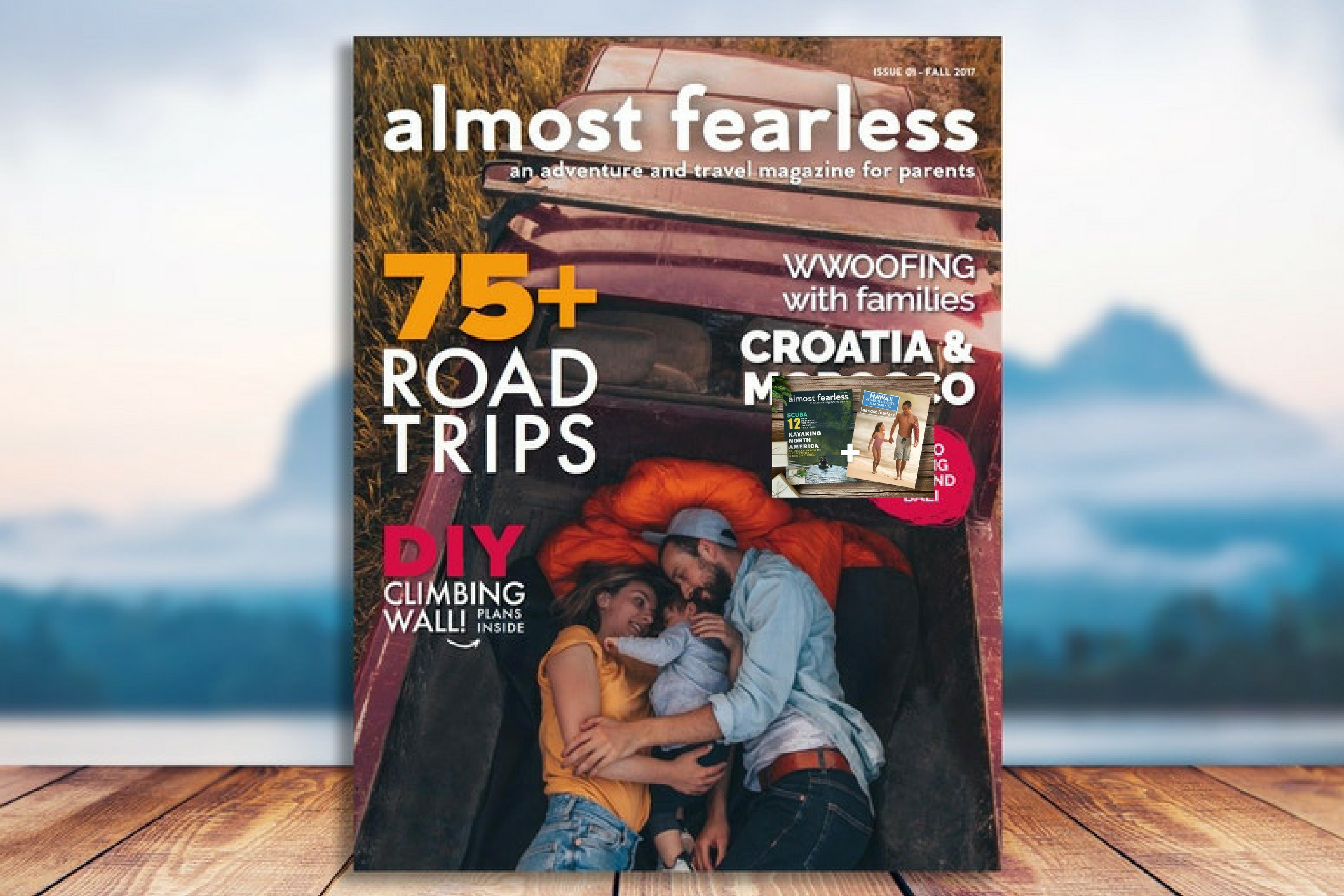 Almost Fearless Magazine