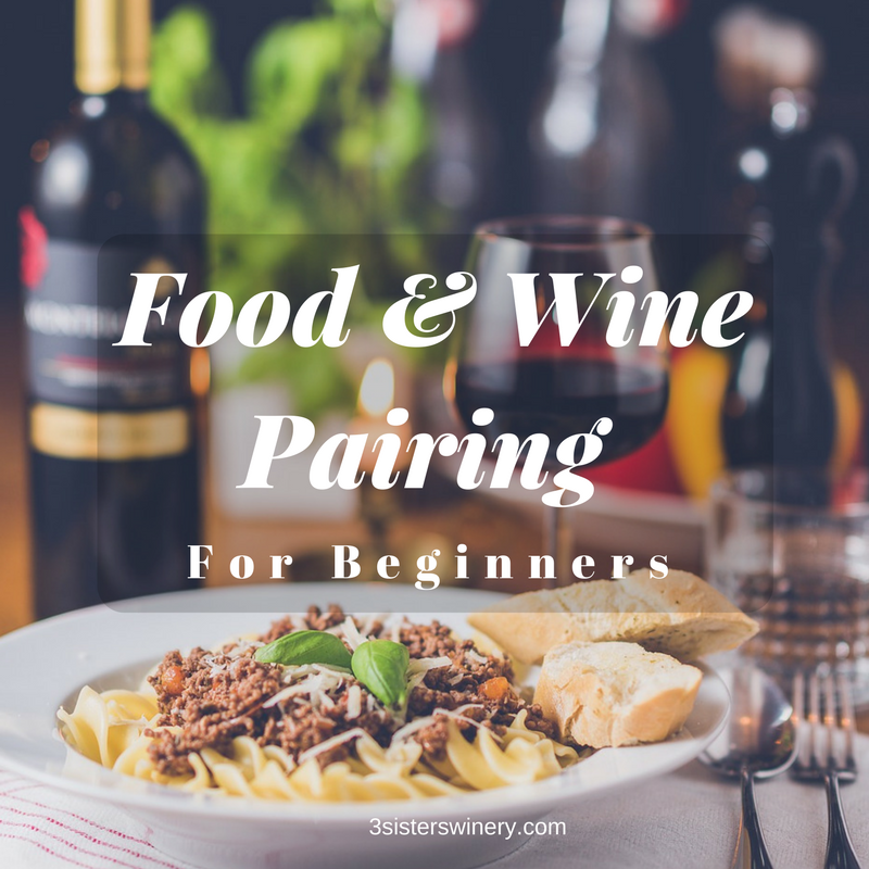 Food & Wine Pairing For Beginners